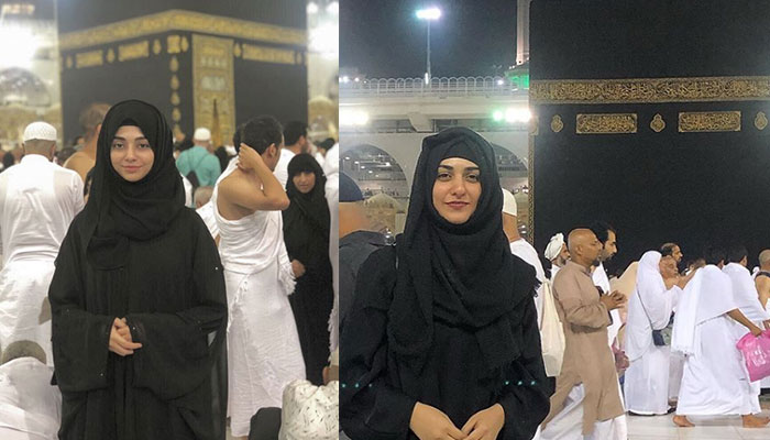 Ramadan in Makkah': Sisters Noor and Sara Khan perform Umrah