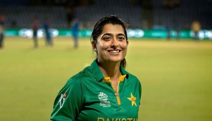 Pakistan celebrates as Sana Mir becomes world's most successful women's ODI spinner class=