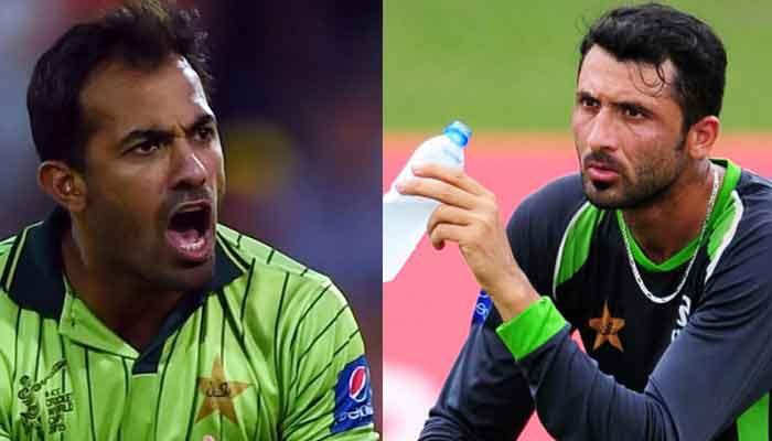 Junaid Khan records 'silent protest' for being dropped from World Cup squad