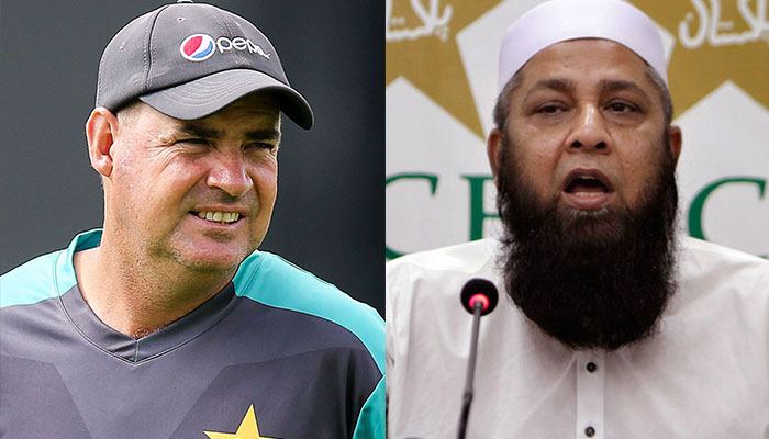 PCB to not renew contracts with Inzamam and Arthur post World Cup