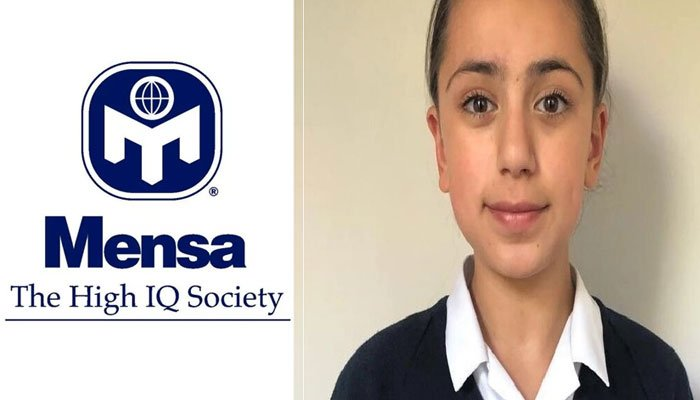 11-year-old Iranian girl beats Einstein, Stephen Hawking in Mensa IQ