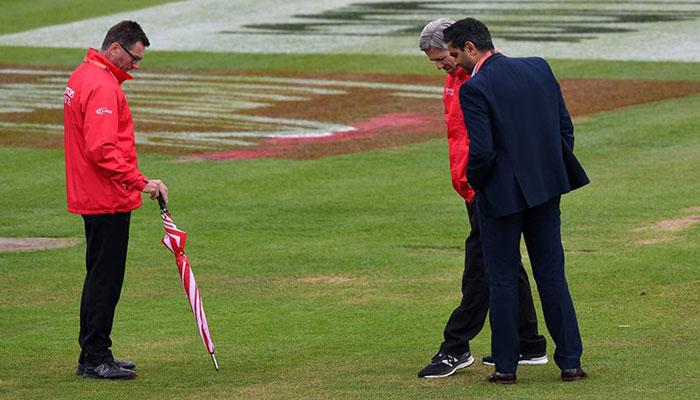 World Cup 2019: Pakistan-Sri Lanka match abandoned due to rain
