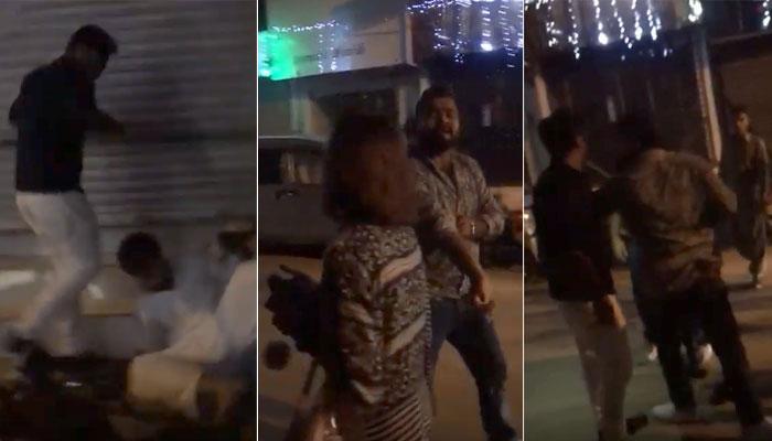 Karachi cops seen physically abusing man in viral video | Pakistan