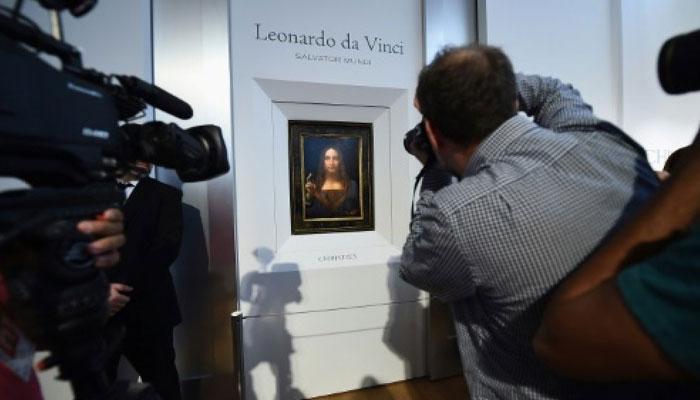 Da Vinci's $450 Million Masterpiece Is Kept on Saudi Prince's Yacht: Artnet