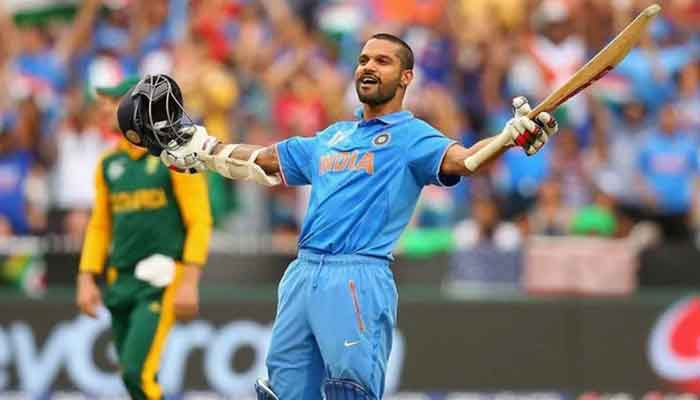 Shikhar Dhawan quotes Urdu poem; hints World Cup ain't over yet