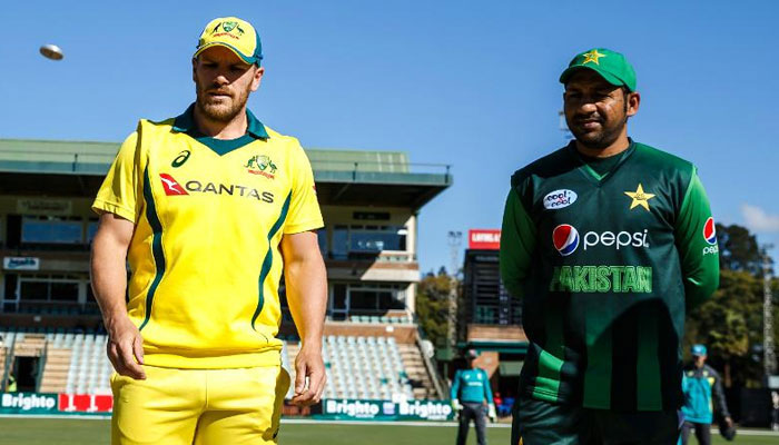 Strong opening pair gives Australia win over Pakistan