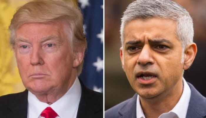 Would-Be Prime Minister Hunt Supports President Trump's Attack on London's Mayor Khan