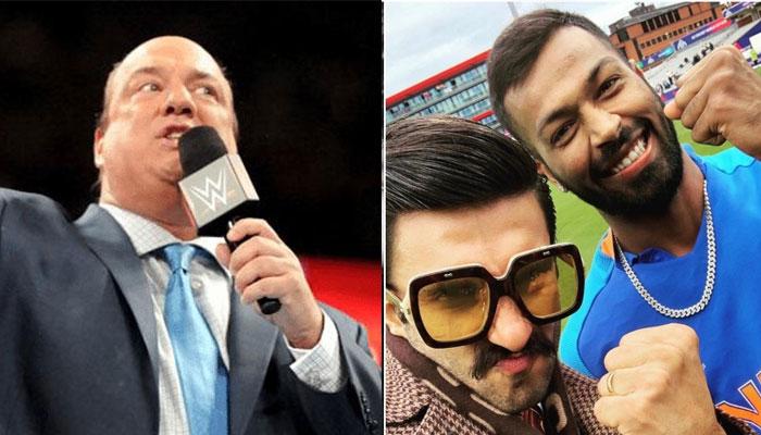 Ranveer Singh served a warning by WWE wrestler Brock Lesnar's advocate