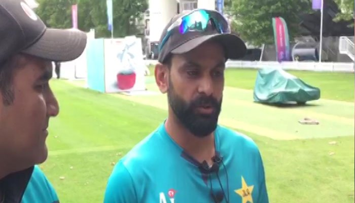Pakistan hurting after slump: Hafeez