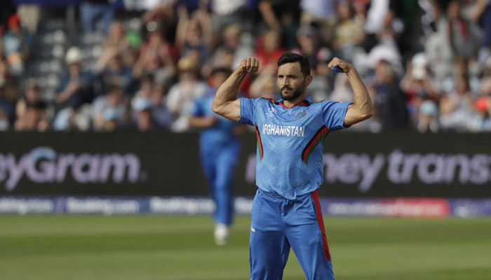Kohli argues with umpire during match against Afghanistan