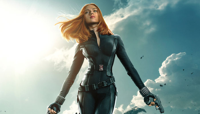 First Look At Official Black Widow Logo Surfaces Online