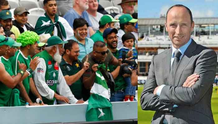 Nasser Hussain's witty question to Pakistan fans sparks Twitter