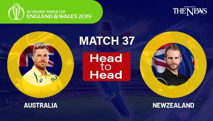 New Zealand vs Australia - Highlights & Stats