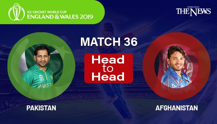 Afghanistan Vs Pakistan, Match Preview