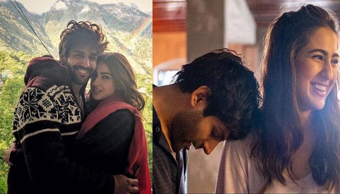 Kartik Aaryan tears up as he hugs Imtiaz Ali after they shoot the last scene of the film in Himachal; WATCH