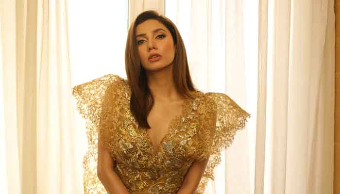 Mahira Khan turns heads with ethereal look at Lux Style Awards 2019