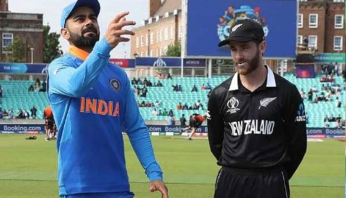 Rain forces India-New Zealand World Cup semi-final into reserve day