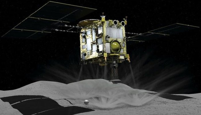 Japan's Hayabusa-2 Collects Second Sample From Asteroid Ryugu