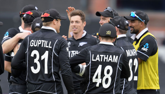 New Zealand shatter India's dream to reach WC final   Sports