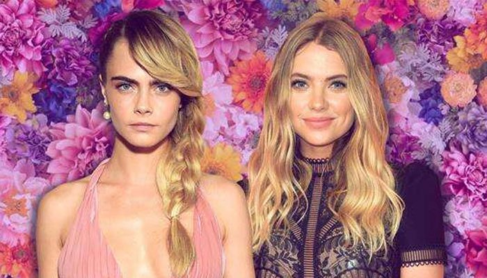Are Cara Delevingne And Ashley Benson Finally Engaged