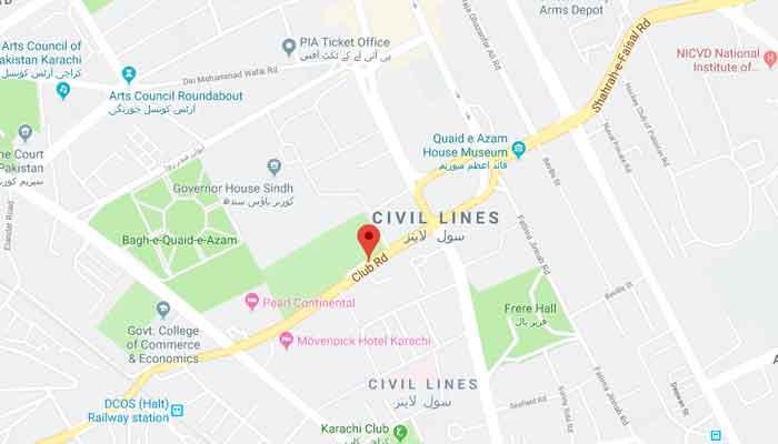 Karachi's Club Road to be made one-way | Pakistan | thenews
