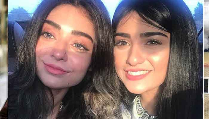 Sarah Khan shares adorable throwback pictures to show her love for sister Noor  Zafar