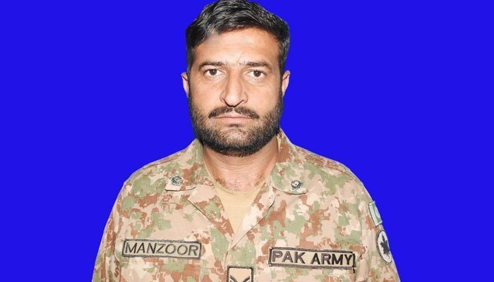 Pakistan Army's soldier martyred in Indian army's unprovoked firing