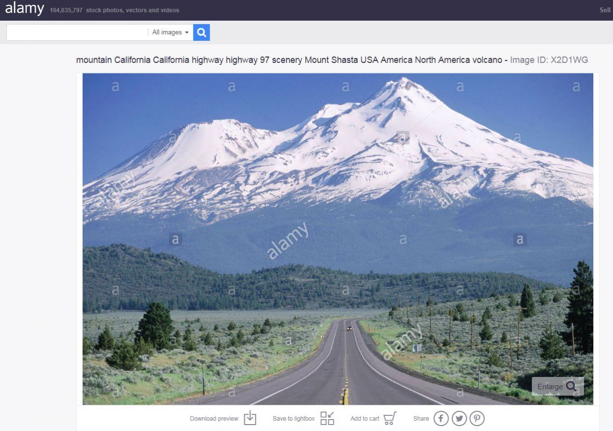 Fact-check: Is this a photo of snow-covered mountain in