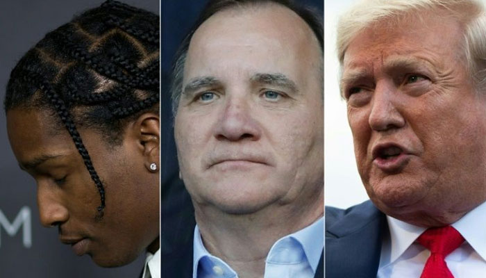 Trump vs. Sweden: President demands A$AP Rocky be freed