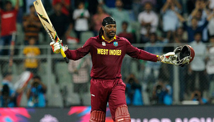 Chris Gayle named in West Indies ODI squad against India