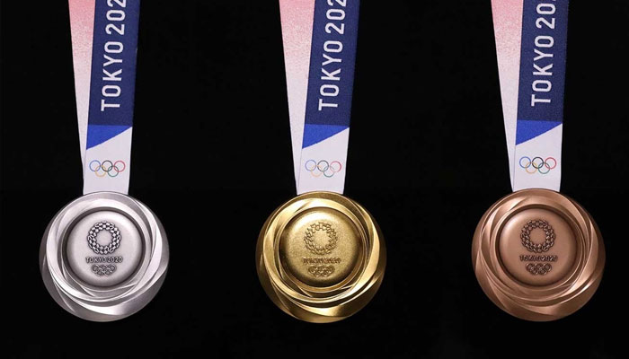 Olympic 2020 medals to be made entirely from recycled electronics