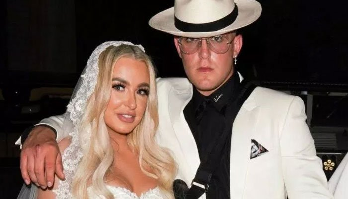 Tana Mongeau Says Her Honeymoon With Jake Paul Will Be 'Crazy'