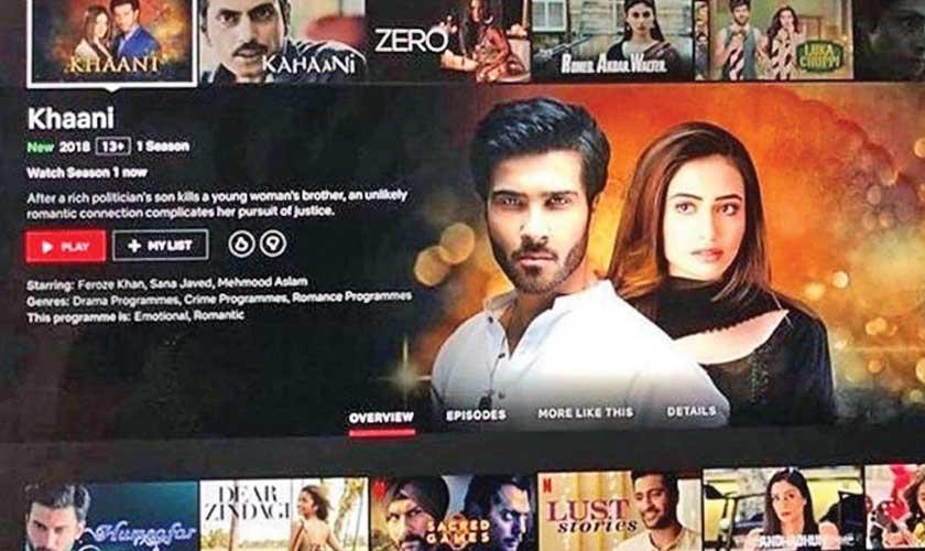 Khaani heads to Netflix