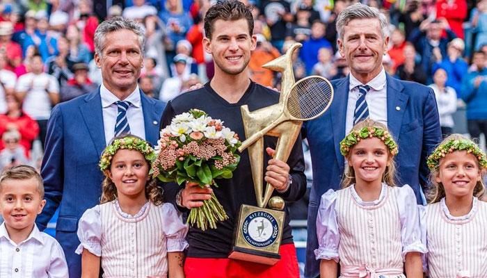 Thiem wins Kitzbuehel title as 'childhood dream' comes true