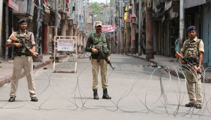 Occupied Kashmir a living hell: New York Times' first report out of