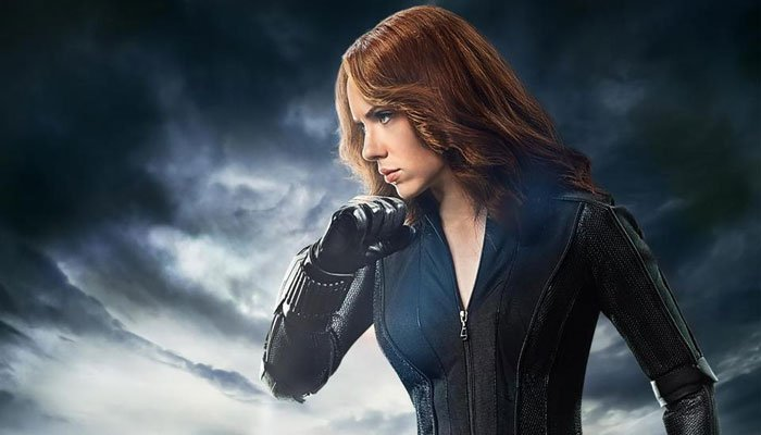 Marvel Drops D23 Black Widow Poster Featuring Red Guardian