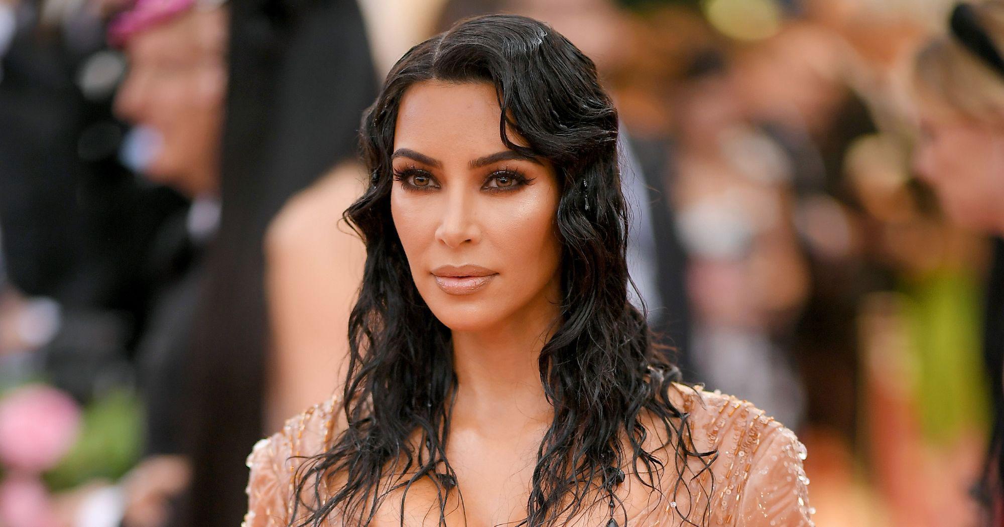 Kimono no more: Kim Kardashian West renames shapewear line