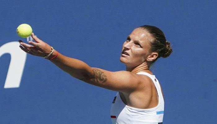 US Open: Pliskova survives scare, serene progress for Williams