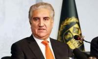Shah Mehmood Qureshi hopes EU will raise voice over plight of Kashmiris