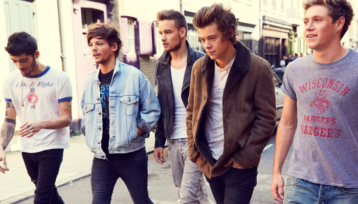 Harry Styles all in for a One Direction reunion