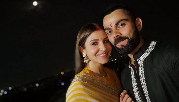 Virat Kohli remembers his first meeting with Anushka Sharma