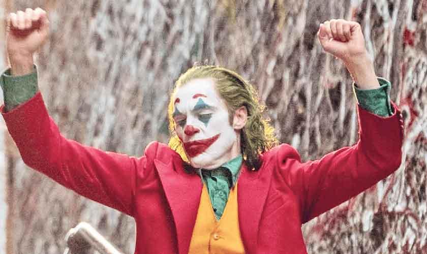 Award-winning 'Joker' premieres at Toronto Film Festival