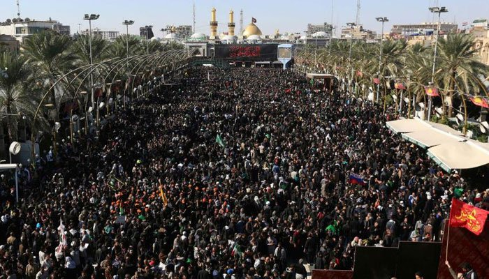 More Than 30 Iraqi Shia Muslims Killed In Mass Stampede
