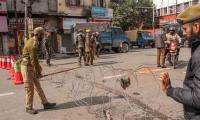 Curfew curbs frustrating local, foreign journalists in Occupied Kashmir