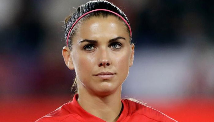 US star Morgan out for rest of NWSL season