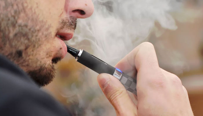 First vaping hospitalization reported in Canada