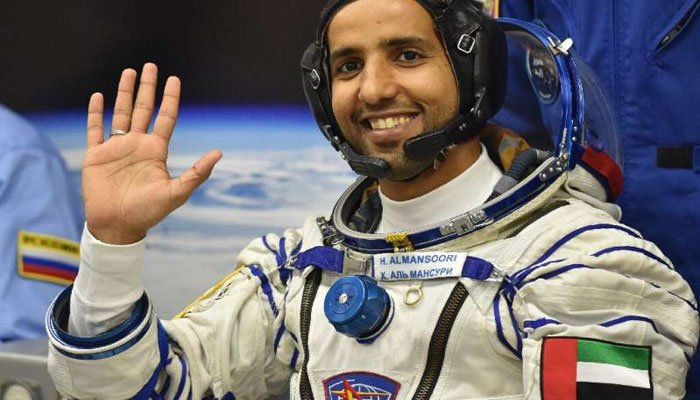 First Emirati astronaut is ready to launch into space