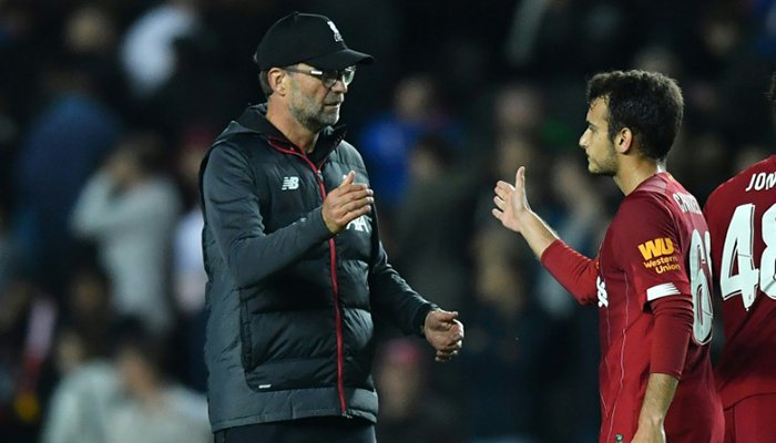 Liverpool could be left out of the EFL Cup for 'administrative issue'