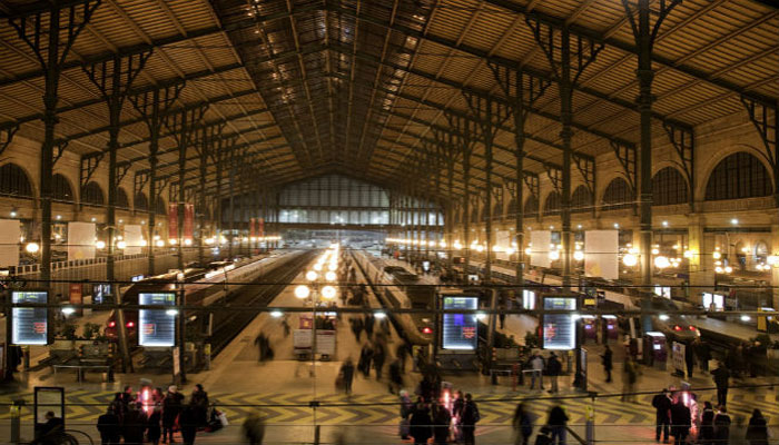 Gare Du Nord Europe S Busiest Station May Get Bigger World