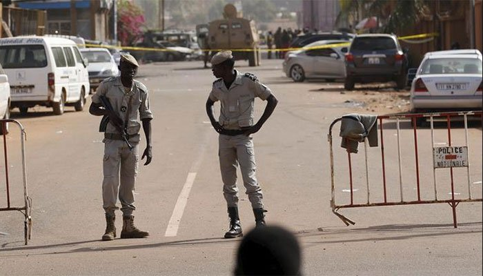 At least 15 killed in Burkina Faso mosque attack